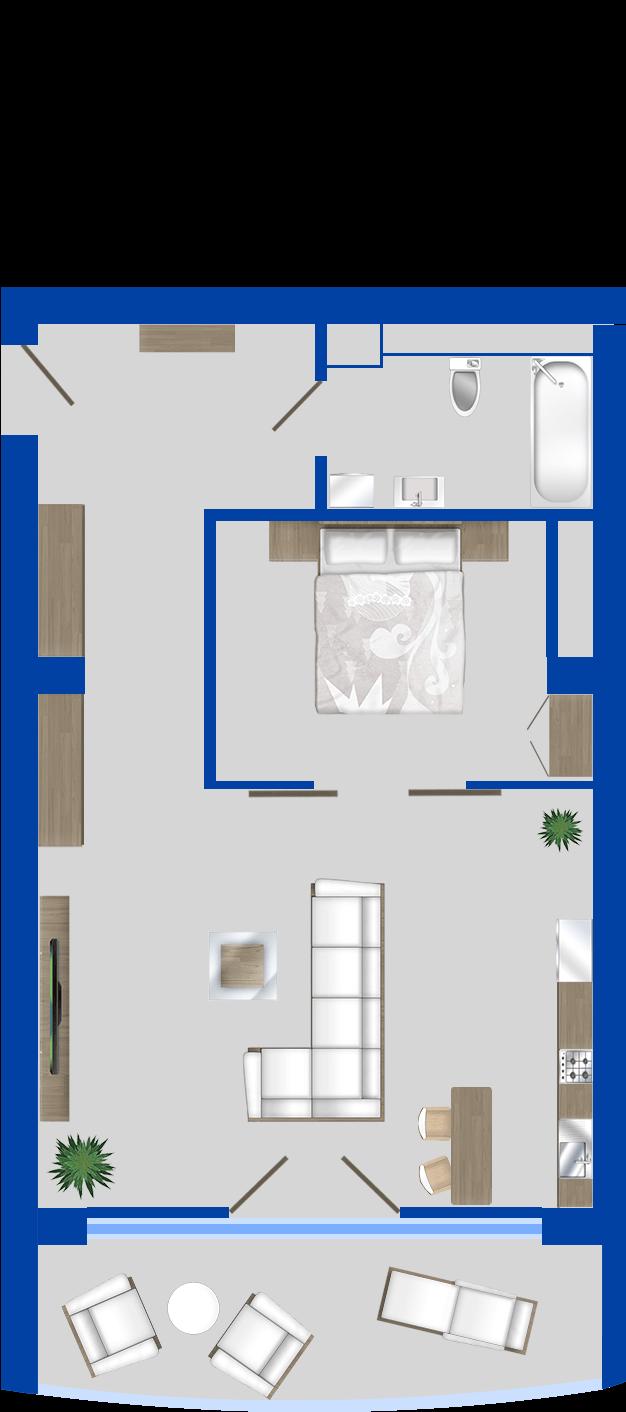 Планировки этажей
